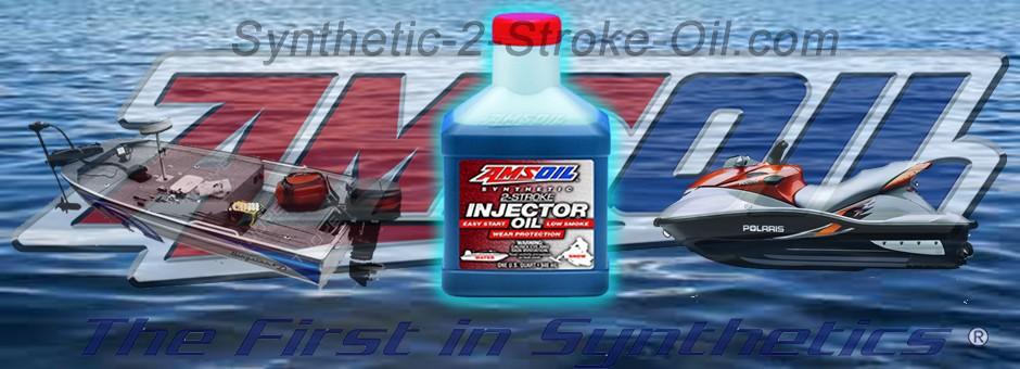Amsoil Injector 2 stroke oil